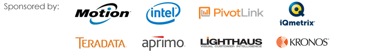 Connected Consumer Series Sponsors